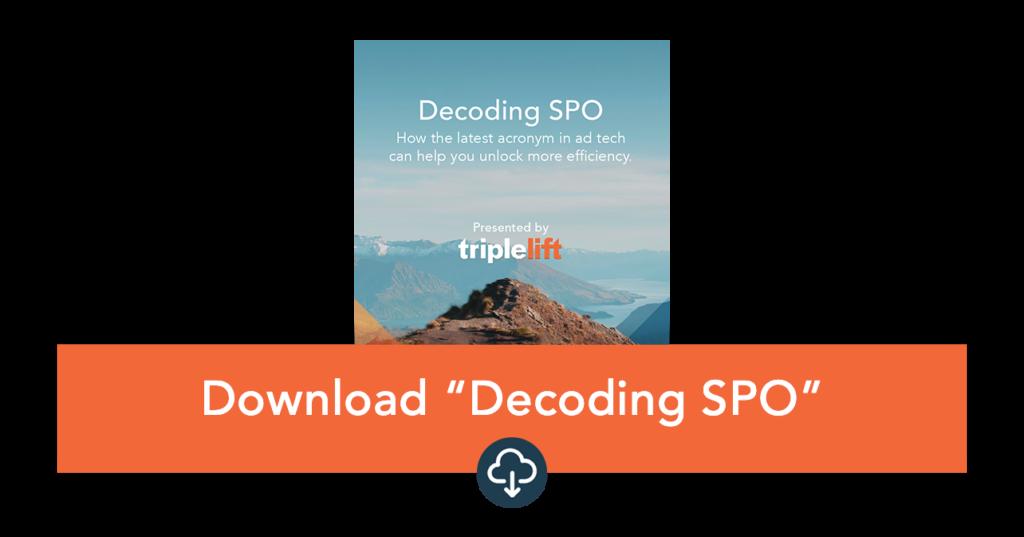 Decoding SPO [Download]