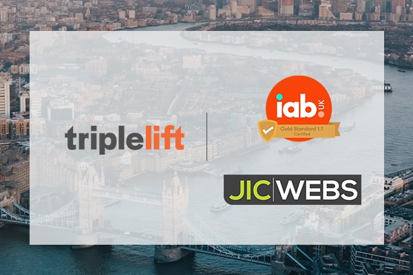 TripleLift Gets Re-certified for IAB UK Gold Standard and JICWEBS